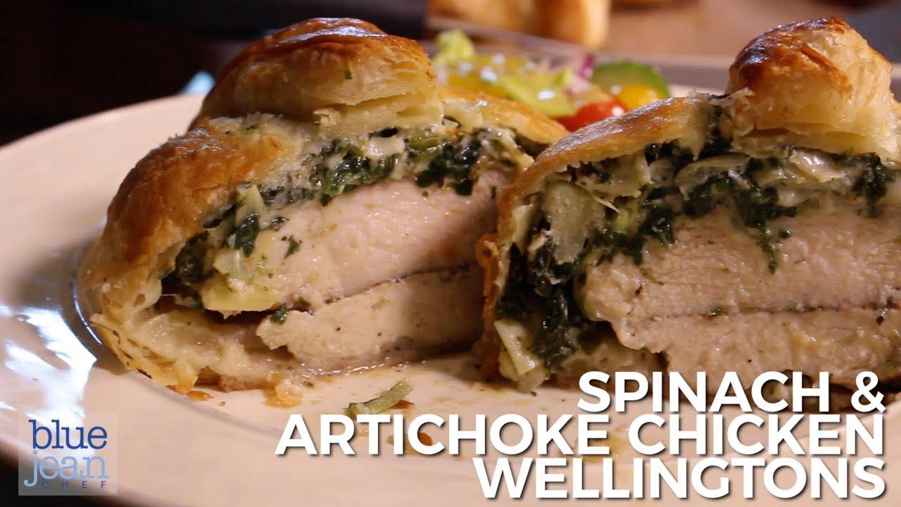 Chicken Wellington Youtube
