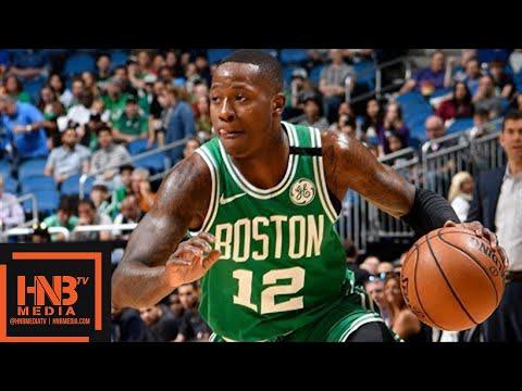 Boston Celtics vs Orlando Magic Full Game Highlights / March 16 / 2017-18 NBA Season