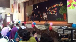 TMN SEA Teachers Day 2012 - F.B.I (Fun But Innocent) Crew
