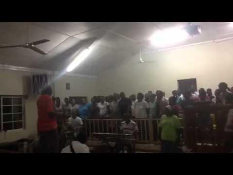 Chippy & the Colegate mass choir - rehearsal -JOY - YouTube