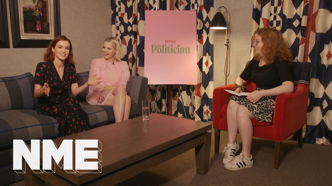The Politician Lucy Boynton And Zoey Deutch On Their New Netflix Show