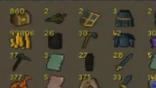 Opening 1,000 Clue Scroll Caskets!