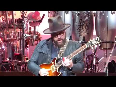 Zac Brown Band - I Play The Road - Deer Creek - Noblesville, IN - 8/25/2017