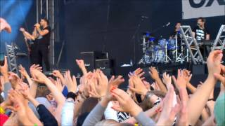 Example - Take Me As I Am - Live at Ruisrock festival, Turku, Finland, July 4, 2014