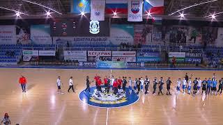 Международный турнир по мини футболу на призы Тюменской области Аят Казахстан Ухта Ухта