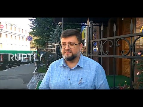 REFEED: Lawyer for RIA's Vyshinsky holds press conference in Kiev
