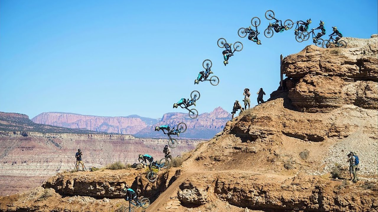 Red Bull Mountain Bike >> 1st Place Run Kurt Sorge Red Bull Rampage 2017 Youtube