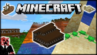 I HAVE BABY TURTLES & EXPLORED MY MINECRAFT WORLD! | Let's Play Minecraft Survival