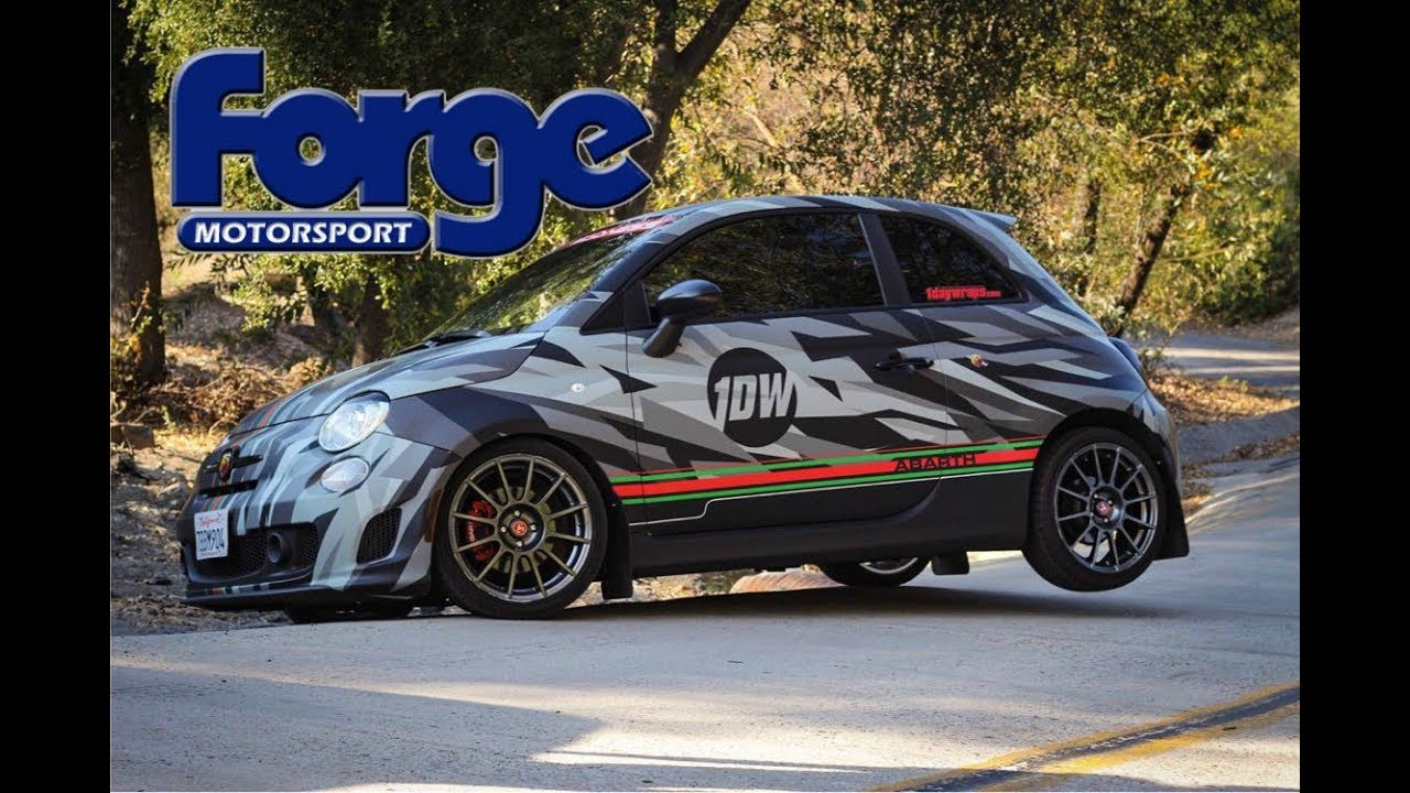 fiat 500 abarth blow off valve install!! (forge motorsports) - youtube