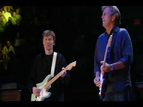 Eric Clapton and Steve Winwood Live From Madison Square Garden - Dear Mr. Fantasy