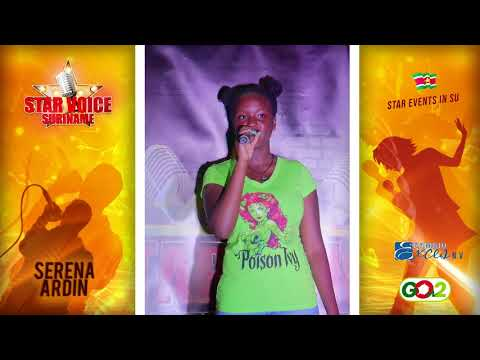 25 Contestanten | Star Voice Suriname | Promo | Star Events