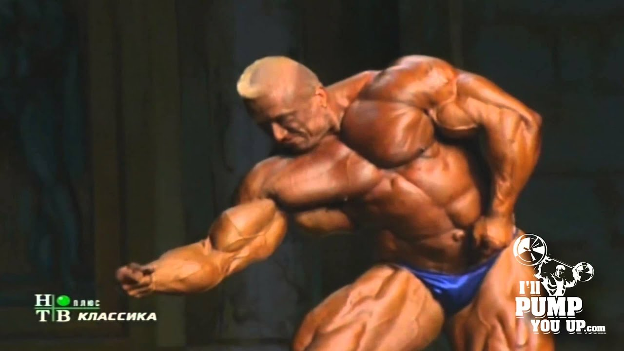 Top 6 Biggest Shoulders EVER In Bodybuilding - YouTube