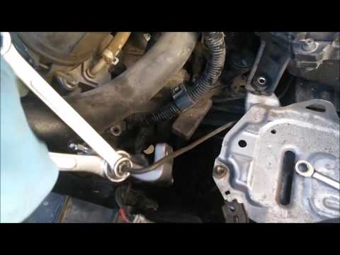Replace Honda Accord, Civic, Acura TSX, TL, CL slave and master cylinder