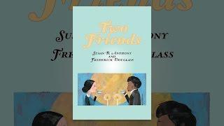 Zwei Freunde: Susan B. Anthony und Frederick Douglass