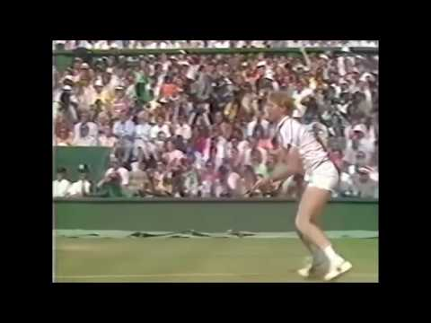 Boris Becker 3 Legendary and Classic Points