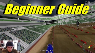MX Simulator - beginner guide