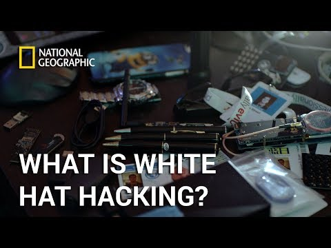What is White Hat Hacking