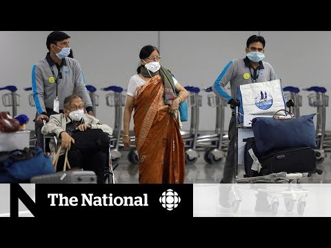 1st Repatriation Flight From India Arrives, Thousands Remain Stuck