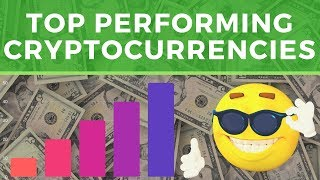📈Top Performing Cryptocurrencies Up Over 1,000%/30 Days - KCS, XRB, TRX, XVG, RDD, DRGN, VEN, NEBL