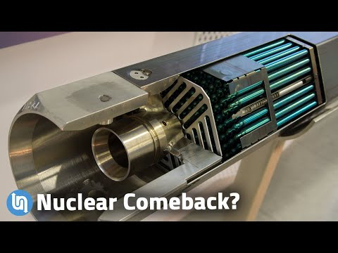 Small Modular Reactors Explained - Nuclear Power's Future?