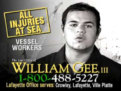 William Gee Law Firm Off Shore Commercial