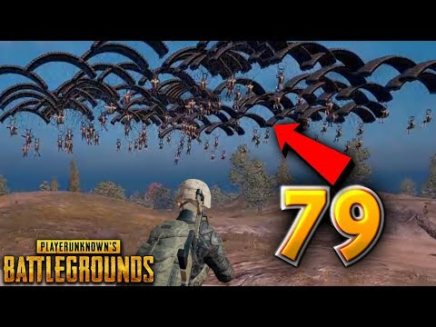 79 KILLS IN ONE SPOT | Best PUBG Moments and Funny Highlights - Ep.18