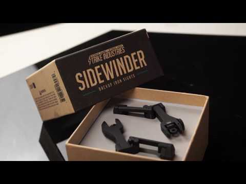 Strike Industries Sidewinder BUIS