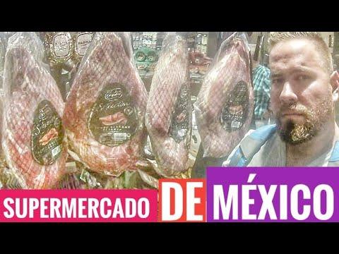 VENEZOLANO VISITA UN SUPERMERCADO LUJOSO EN MEXICO - ! NO PUEDO CREER TODO LO QUE VENDEN