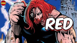 """Who is Marvel's Red Norvell? Powerful, Fully Human """"Thor"""""""
