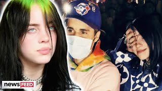 Billie Eilish Didn't Want Justin Bieber Surprise At Coachella!