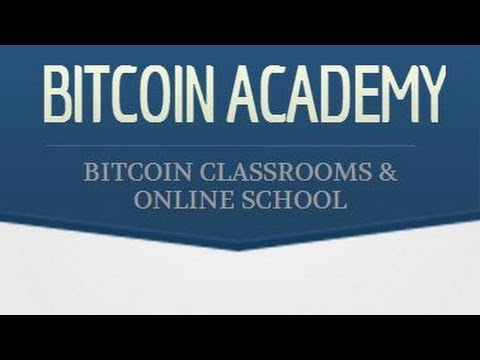 The Bitcoin Academy - District Trustees & Teachers