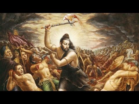 भगवान परशुराम ने क्यों किया था 21 बार क्षत्रियों का संहार