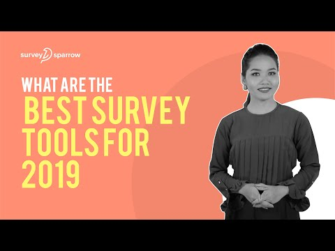 What Are The Best Survey Tools For 2019?