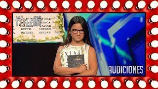 Nuestra pequeña Harry Potter se mete en la mente de Risto | Audiciones 5 | Got Talent España 2018
