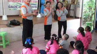 RC of Penang Teacher Exchange Literacy Programme to Thailand