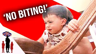 Crazy Bath & Bedtime - Supernanny US
