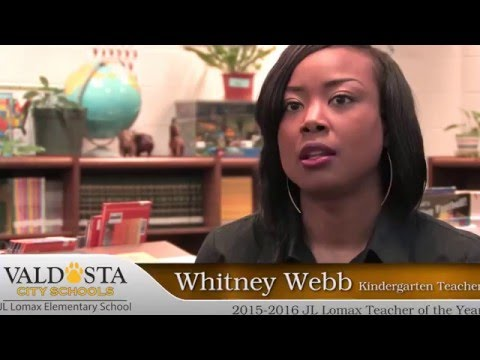 JL Lomax Elementary School Promotional Video