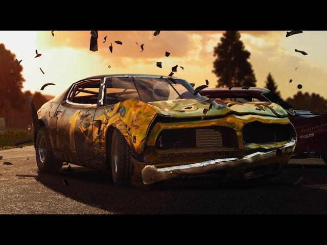 Wreckfest - Official PC Launch Trailer