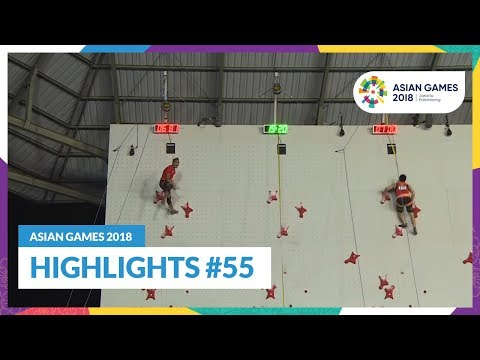 Asian Games 2018 Highlights #55