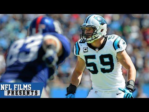 Celebrating Luke Kuechly, Smartest Linebacker to Play the Game | NFL Films Presents