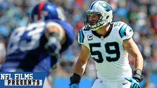Celebrating Luke Kuechly, Smartest Linebacker to Play the Game | NFL Films Presents