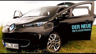 Renault ZOE - Fahrtest