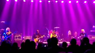 Bente Smaavik / Blonde On Blonde - Give Love A Break (live at Oktober Rock 2015)