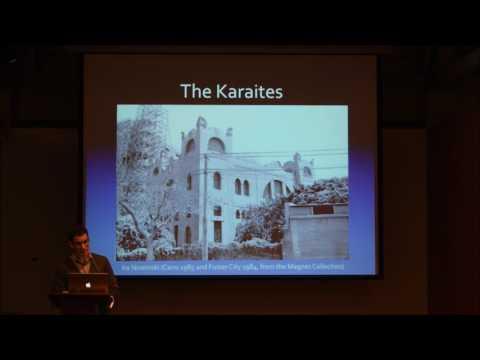 PopUp Exhibition: Alan Elbaum | Between Magic and Medicine: Karaite Manuscripts at The Magnes