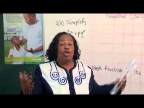 2014     2015 episode 18 CSEC January 2015 Paper 2 Review  Mastering Mathematics Antigua