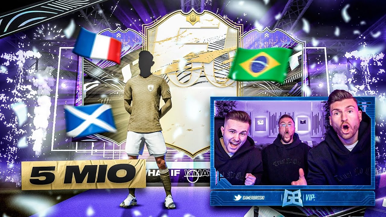 OMG!!! 5 Mio Coins PRIME ICON MOMENTS im Pack ⭐️ FIFA 21: What Pack Opening 🔥