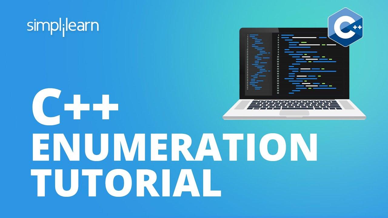 C++ Enumeration Tutorial | Enumeration In C++ | C++ Programming Tutorial