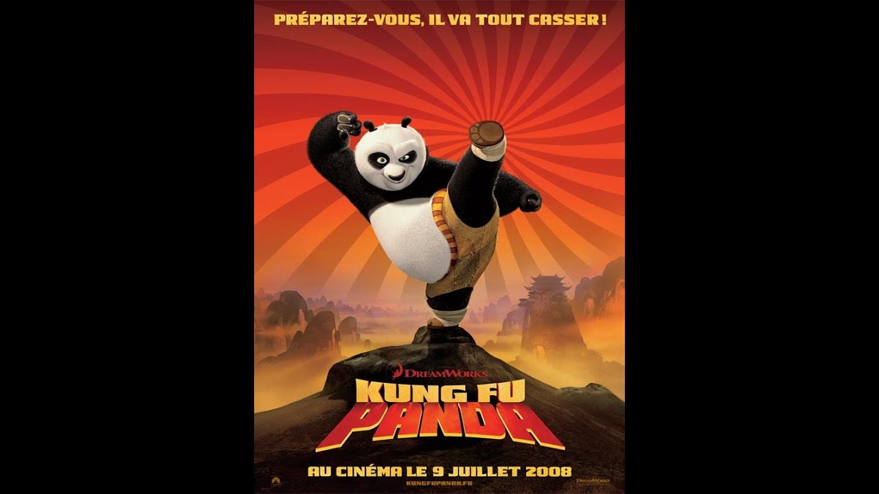 Image result for KUNG FU PANDA FRENCH