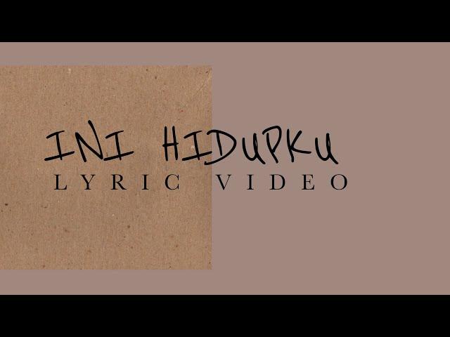 Audrey Lestari Ini Hidupku - Kord & Lirik Lagu Indonesia