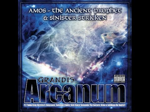 Amos The Ancient Prophet & Sinister Stricken - Rain Of Black Light feat. Sick Since